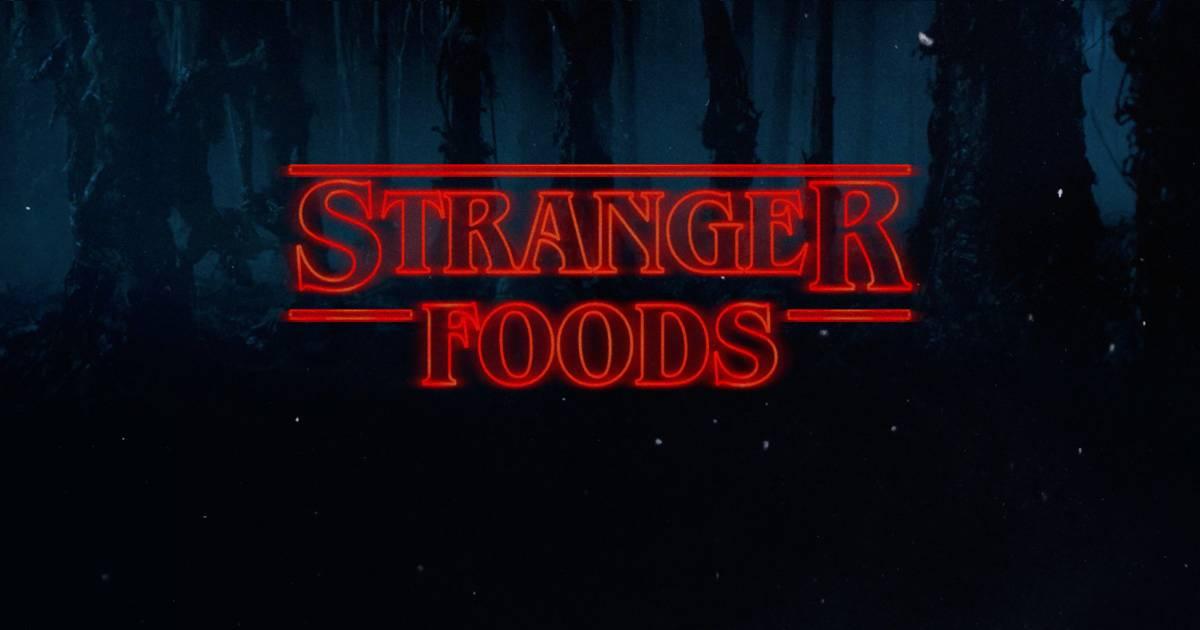 stranger foods