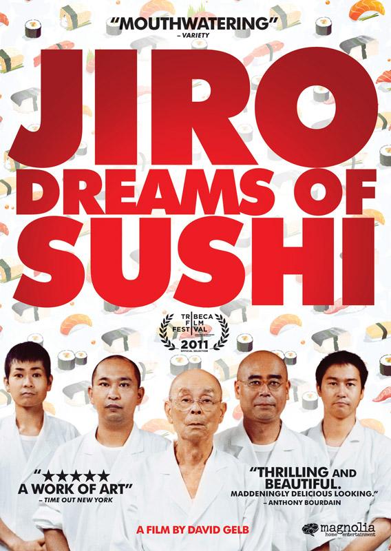 jiro dvd