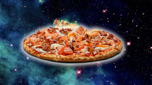 pizza universe