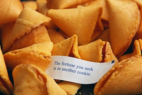 fortune you seek