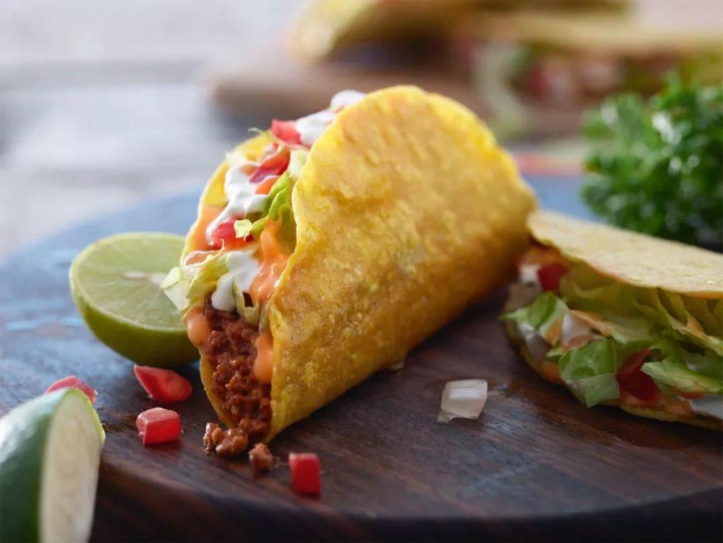 crunch taco