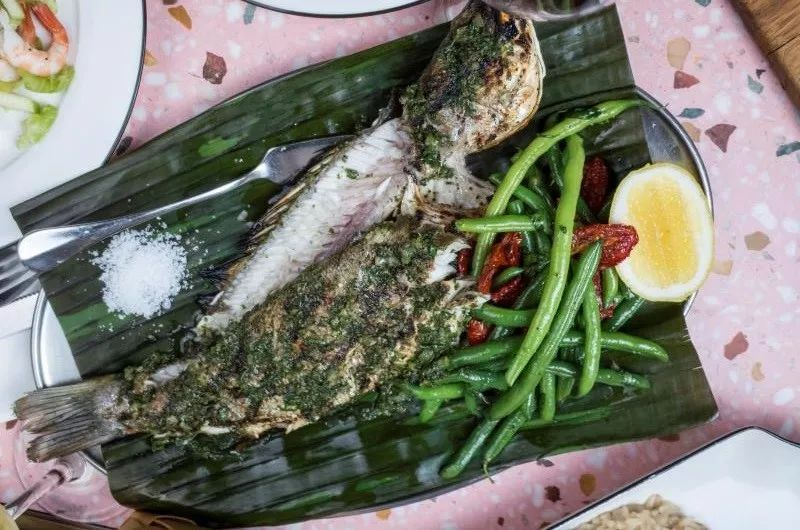 mito grilled whole seabass